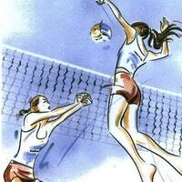 Межрегиональные соревнования Первенства России по волейболу среди команд девушек 2008-2009 гг. рождения